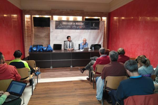 Presentación Línea Iniciación Deportiva, Somos Deporte 3-18