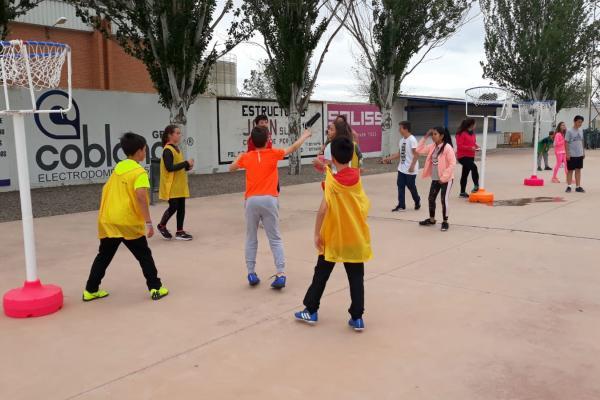 Iniciación Deportiva - Encuentros Intercentros