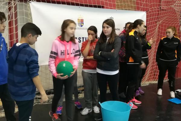 Iniciación Deportiva Secundaria Cuenca