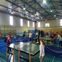 C.R.D.E.E. Tenis de mesa Fase Provincial Toledo 2018-19 - Jornada 1