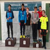 C.R.D.E.E. Tenis de mesa Fase Provincial Toledo 2018-19 - Jornada 4