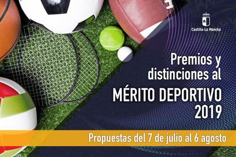 Premios y Distinciones al Mérito Deportivo en Castilla-La Mancha 2019