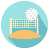 Voleibol playa
